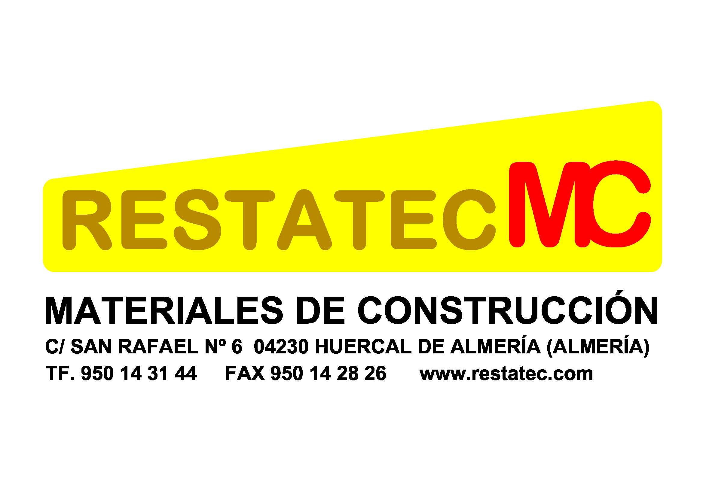 Restatec materiales de construcci n - Materiales de construccion on line ...