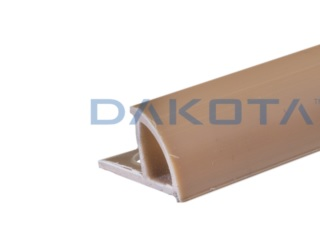 DAKOTA-  Barra de azulejo PVC beige 11,5mm (2,6m)