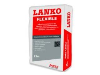 PAREX-  Lanko flexible blanco 25kg