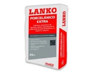 PAREX-  Lanko porcelánico extra blanco 25kg
