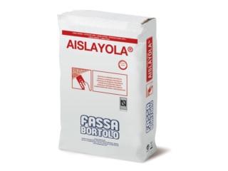 FASSA-  Aislayola, escayola aislante aligerada 20kg