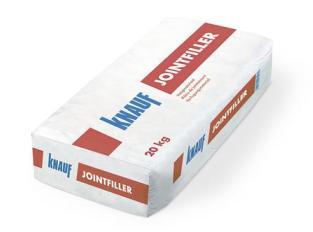 KNAUF-  Pasta de juntas jointfiller 24h 20kg