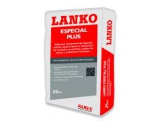 PAREX-  Lanko especial plus blanco 25kg