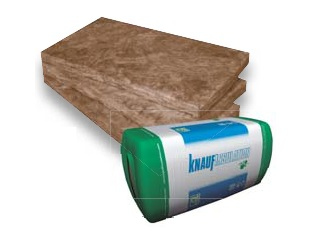 KNAUF INSULATION-  Lana mineral ultracoustic P (1,35x0,60m) 50mm