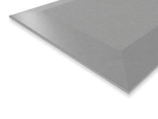 KNAUF-  Placa lighboard horizon A 4BA (12,5mm 1,2x2,50m)
