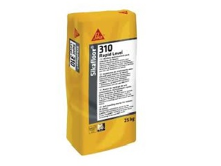 SIKA-  Sikafloor 310 rapid level 25 kg