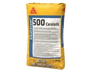 SIKA-  Sikaceram 500 ceralastic 20kg
