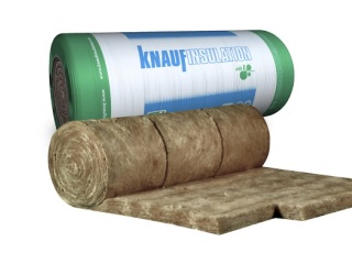 KNAUF INSULATION-  Lana mineral Ultracoustic R 50mm (17,28m2)