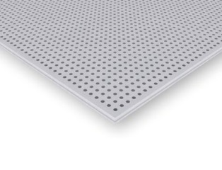 KNAUF-  Placa Cleaneo akustik redonda (1,998mx1,188m)