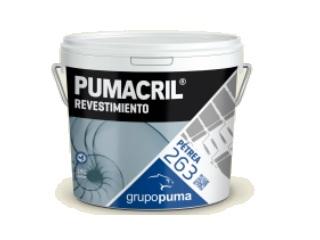 PUMA-  Pumacril revestimiento pétrea 14L blanco