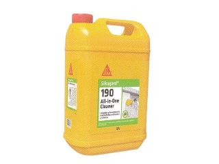 SIKA-  Sikagard 190 all in one cleaner 5L