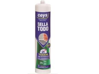 CEYS-  Silicona sellatodo secado xpress translucido 280ml