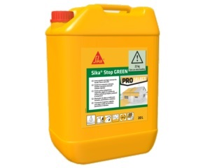 SIKA-  Sika stop green 20L