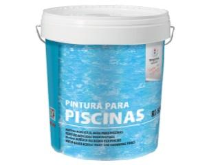 BAIXENS-  RX-529 Pintura para piscinas azul 15kg