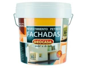 Drocasa-  Revestimiento liso blanco 15L (ext./int.)