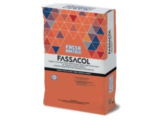 FASSA-  Fassacol blanco C1 25kg