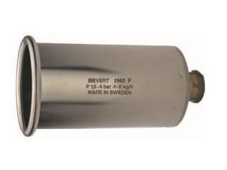 SIE-  Boquilla diam 60mm G/H A. Inox.