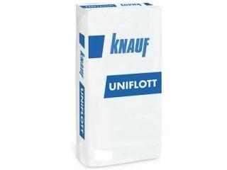 KNAUF-  Uniflott 25 kg Pasta de juntas