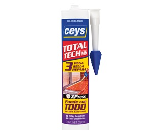 CEYS-  Total Tech MS blanco 290ml