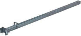 RV-  Puntal escayolista galvanizado de 2000x25x25mm